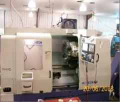 Body parts Hitachi Seiki Hitecturn 23J CNC