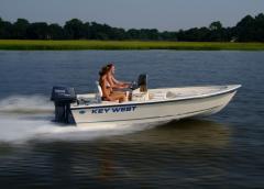 Key West 1520CC Boat