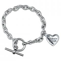 In My Heart Bracelet