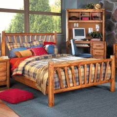 Cabin Creek Poster Bed