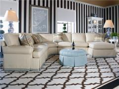 Eight Step Custom Customizable Sectional Sofa