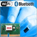 Com6M Card - WiFi / BT / BLE