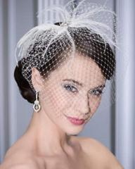 French net face veil