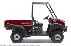 2013 Kawasaki Mule™ 4010 4x4 Diesel Vehicle