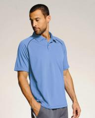 Men's Short Sleeve Performance Sport Shirt