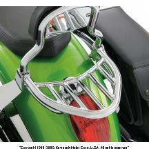 Kawasaki Luggage Rack