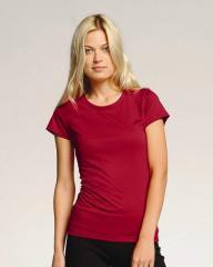 Ladies' Short Sleeve Performance T-Shirt