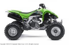 2013 Kawasaki KFX® 450R ATV