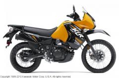 2013 Kawasaki KLR™ 650 Motorcycle