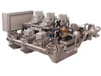 Fuel Systems for Industrial Gas Turbines