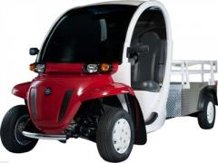 2013 GEM eL Electric Utility Vehicle