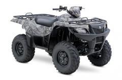 2013 Suzuki KingQuad 500AXi Camo ATV