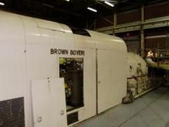 64 BROWN BOVERI Steam Turbine GENERATOR