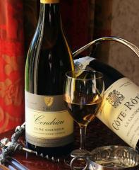 Rhone valley wines