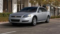 2013 Chevrolet Impala LT Car