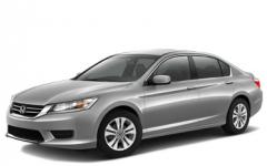 Honda Accord Sedan LX Car