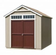 8×12 Storage Shed Kit at Home Depot – Majestic