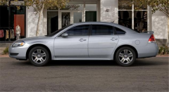 2013 Chevrolet Impala LT Car