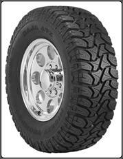 ATZ Radial Mickey Thompson Tires