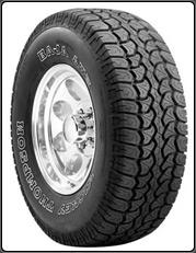 Baja ATZ Radial Plus Mickey Thompson Tires