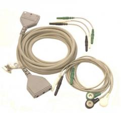 One Channel 6' Shielded Extender Cable