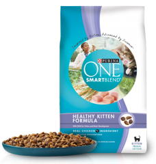 Purina ONE® Smarblend® Healthy Kitten Formula Food