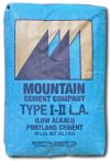 Cement, Type I-II L.A.