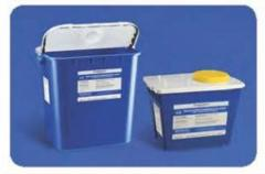 Bemis Pharmaceutical Waste Containers