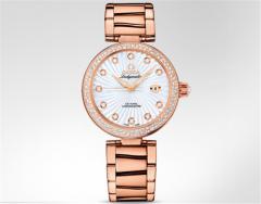 Omega De Ville Ladymatic Watch