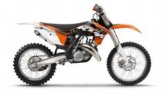 2012 KTM 150 SX Bike