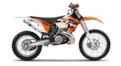 2012 KTM 300 XC Bike