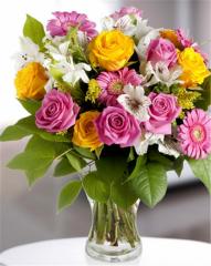 Rosy Wonder Bouquet