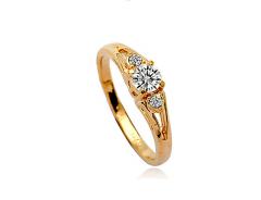 Hearts And Arrows Diamond Ring