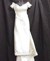 Wedding Dress 5-022 Size 10