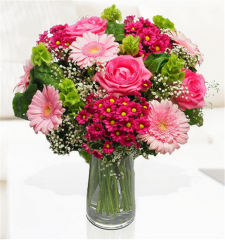 Pink Smile Bouquet