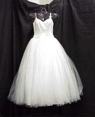 Wedding Dress 5-049 Size 8