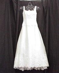 Wedding Dress 5-055 Size 8