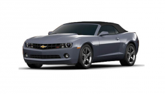 2013 Chevrolet Camaro Convertible Car