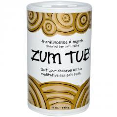 ZUM Tub Shea Butter Bath Salts