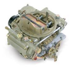 0-80451 600 CFM Four Barrel Street Carburetor