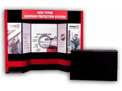 Unlimited® Folding Panel Display