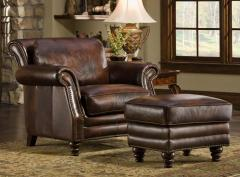 Maxwell Lounge Chair & Ottoman