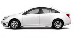 2013 Chevrolet Cruze Sedan LS Car