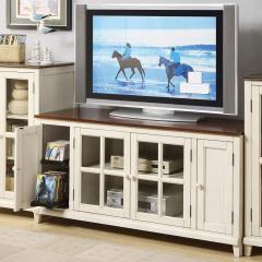 "Entertainment Collection Avalon 56"" TV"