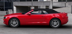 2013 Chevrolet Camaro Convertible 1LT Car