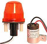 LX15F Flashing 15 Watt Alarm Light