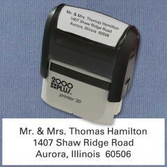 Quick Stamp - Format 1