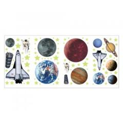 Outer space Appliques