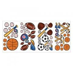 Sports Fun Appliques