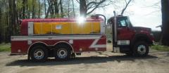 The Hawk Pressure System Truck